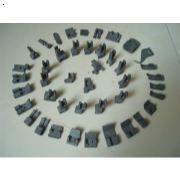 碳钢 针车配件 脱蜡铸造