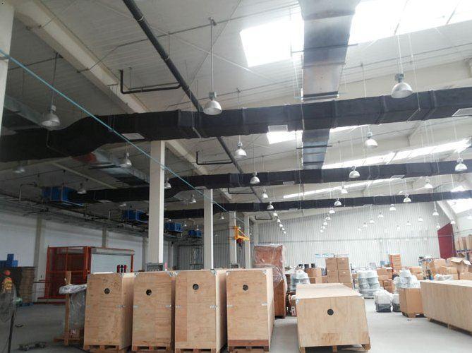 暖通工程|苏州净化房