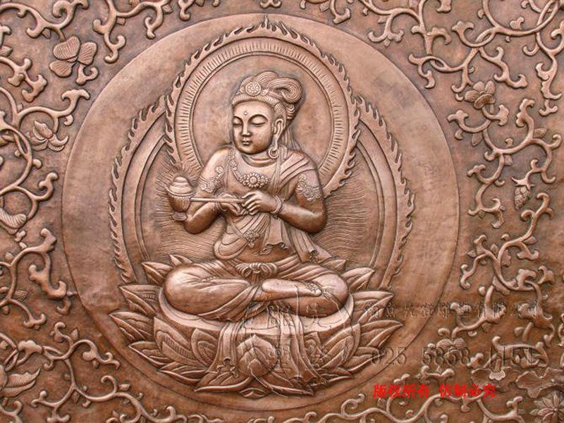南京/佛浮雕雕塑铸铜雕塑南京先登雕塑025/5 ¥1(3)...