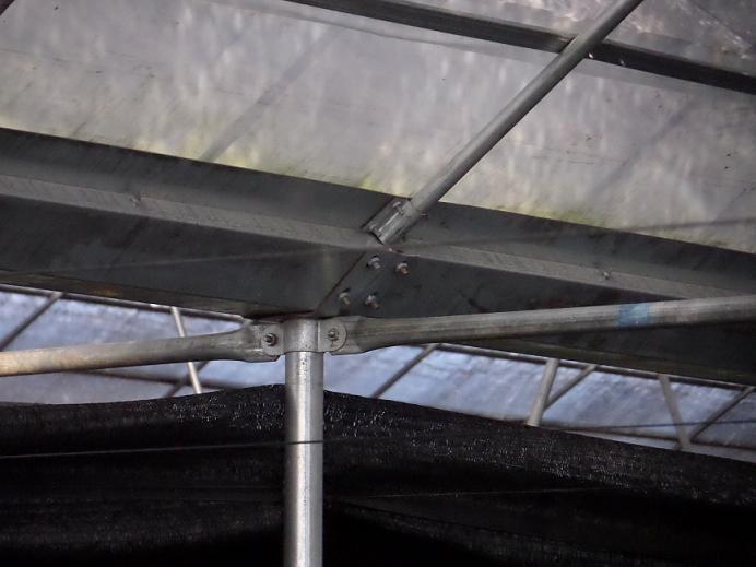 组装式钢结构大棚