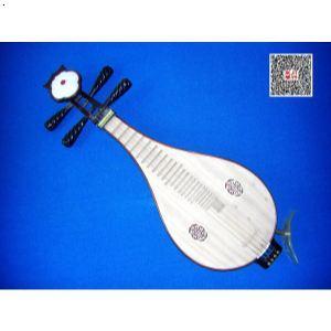 柳琴《浏阳河》谱子