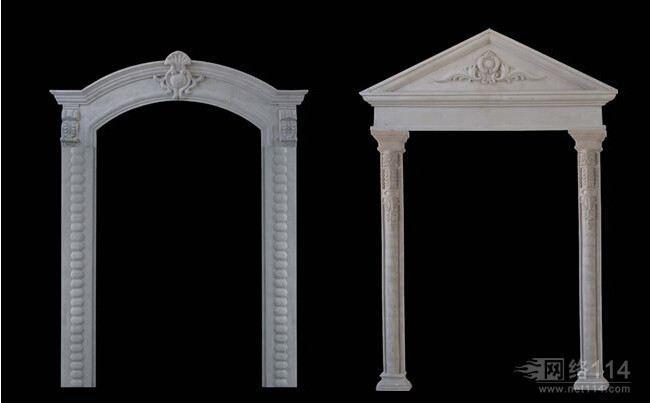 保定水泥制品,专业生产欧式构件图片