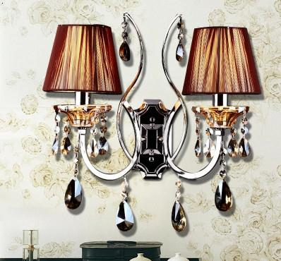 现代创意欧式壁灯LED单双头灯具
