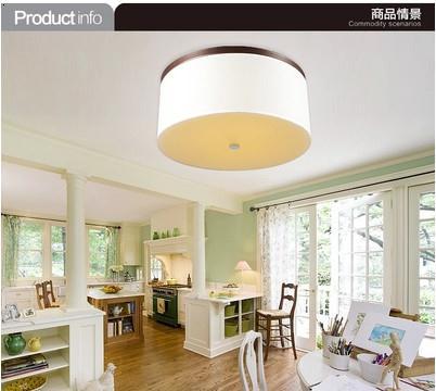 LED吸顶灯卧室灯现代简约温馨田