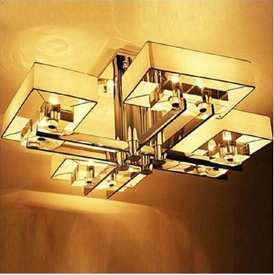 品源卧室灯餐厅灯艺术led吸顶灯