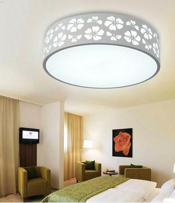 LED吸顶灯卧室灯温馨
