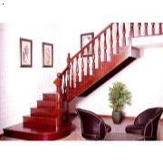 郑州实木楼梯加工