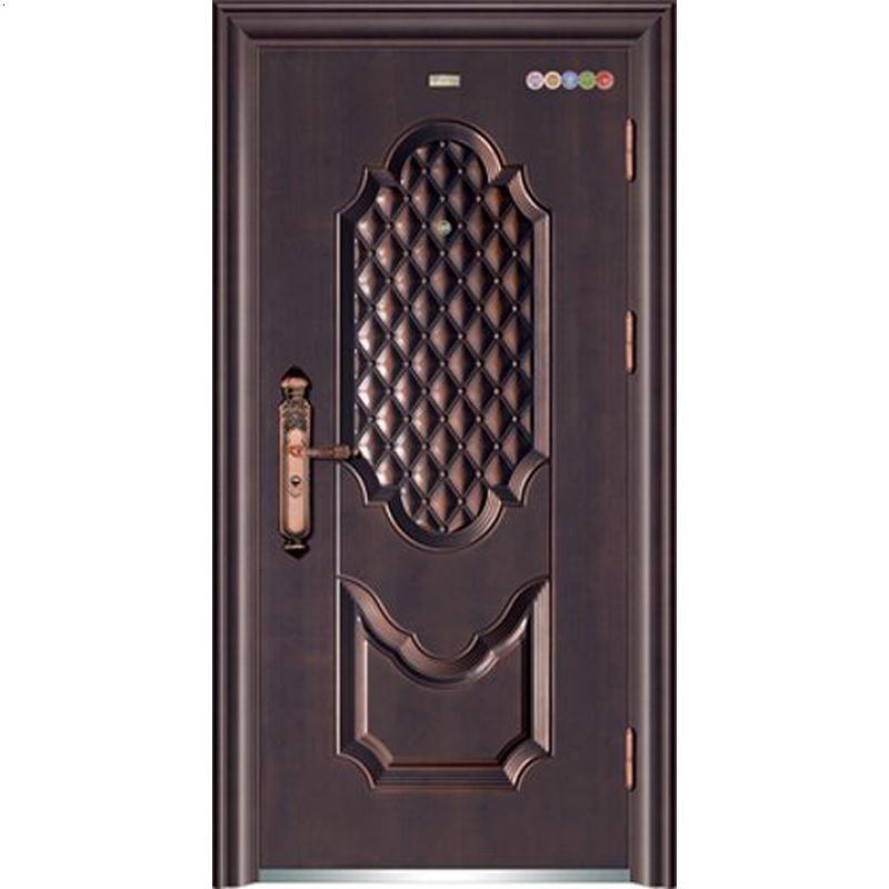 至悦(进户门)-7cm仿真铜