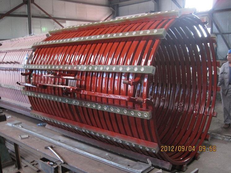 30吨新型节能铜圈