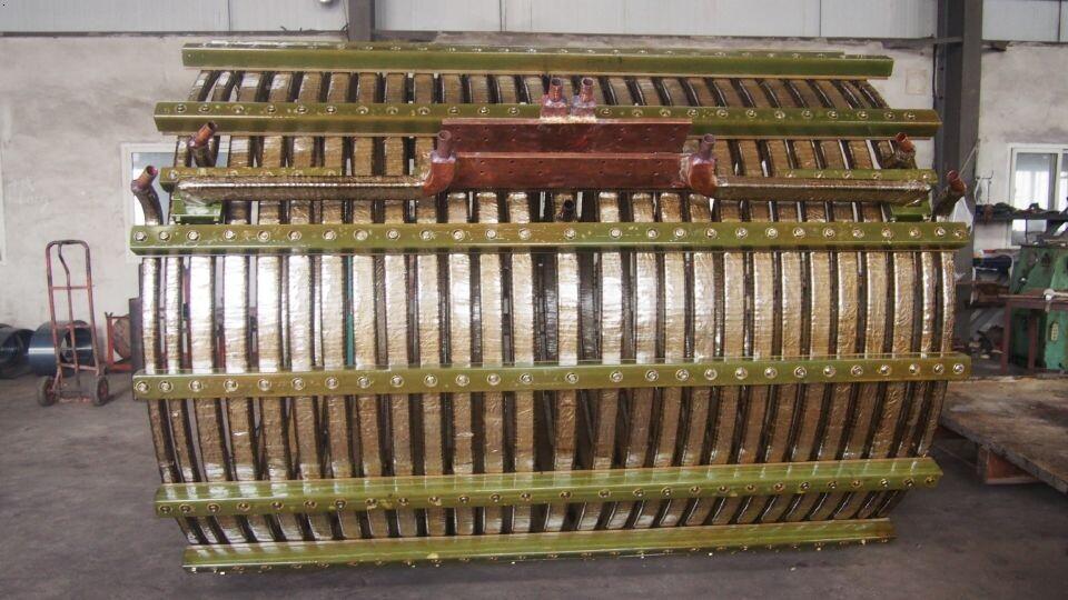 40吨挤压管铜圈