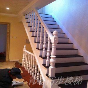 实木楼梯-16