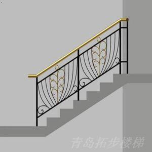 青岛楼梯围栏-11