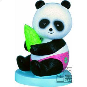 礼品,工艺品,饰品 民间工艺品 泥塑工艺品 中国特色礼品 熊猫工艺品 4