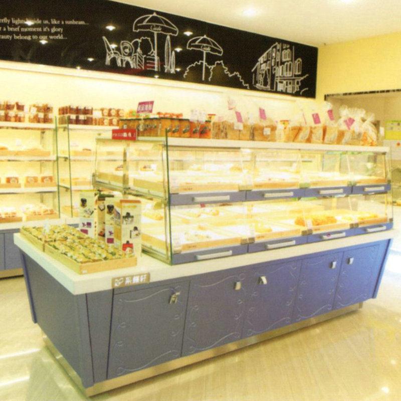 面包展柜(中岛柜)