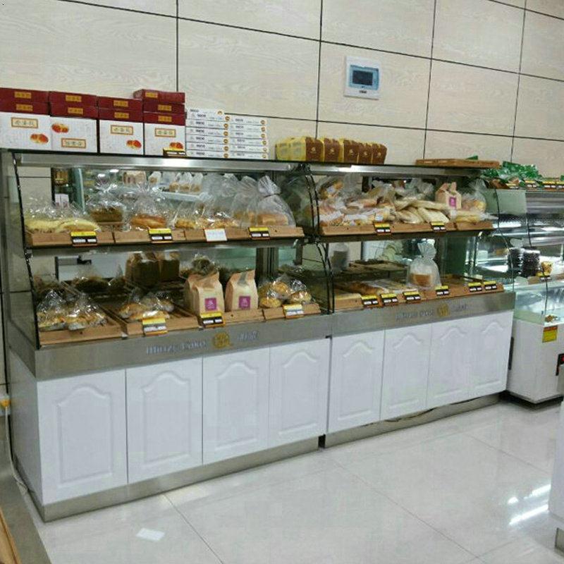 湖南面包展柜-蛋糕展柜(明祖)