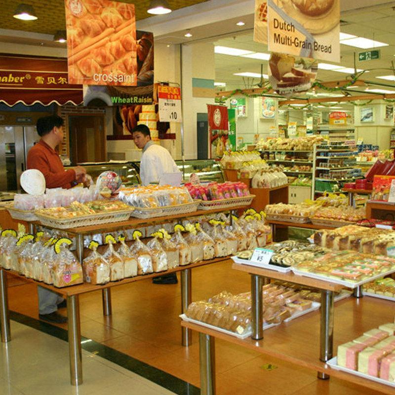 湖南食品展柜-蛋糕展柜(雪贝尔