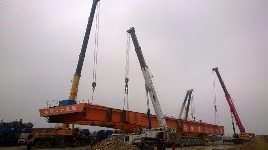 湖南130吨吊车出租