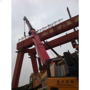 长沙50吨吊车出租