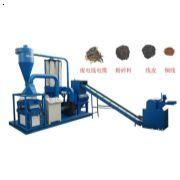 全自动干式铜米机理想设备