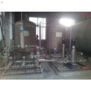 袋式除尘器施工现场(3)(1)(1)|石家庄除尘设备厂家|河北脱硫设备厂家|石家庄脱硫设备厂家