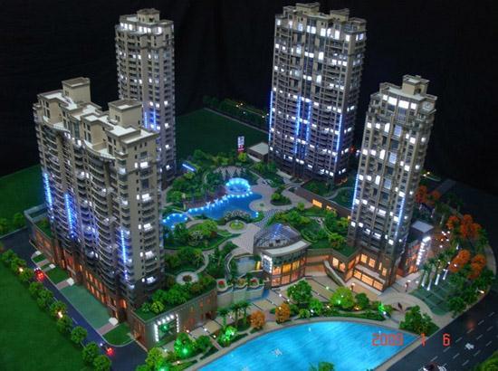 建筑模型制作|石家庄