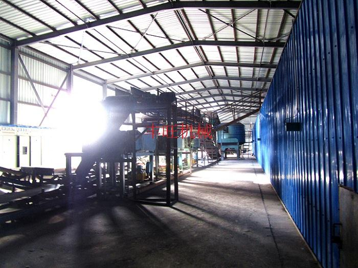 洁净型煤生产线设备