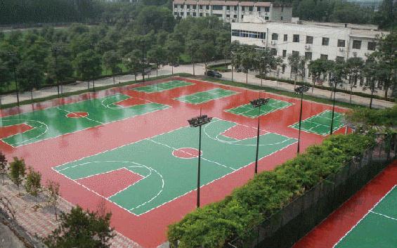 湖北篮球场建设。武汉篮球场建设。武汉网球场建设