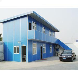 产品首页 建筑,建材 钢结构 成都豪华型活动板房