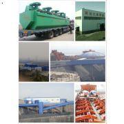 车载式移动洗煤设备  无土建工程 移动方便 成套工艺 每小时产量30吨到300吨各种型号 国家发明专利