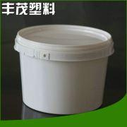4L欧式注塑桶