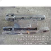 耐磨合金铸造链条 20  32  40  50 等各种型号 是普通钢板链条寿命的3倍一年内损坏质量问题包换