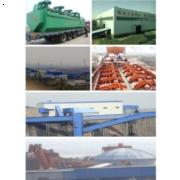 车载式移动洗煤设备  每小时产量从30吨到300吨之间各种型号