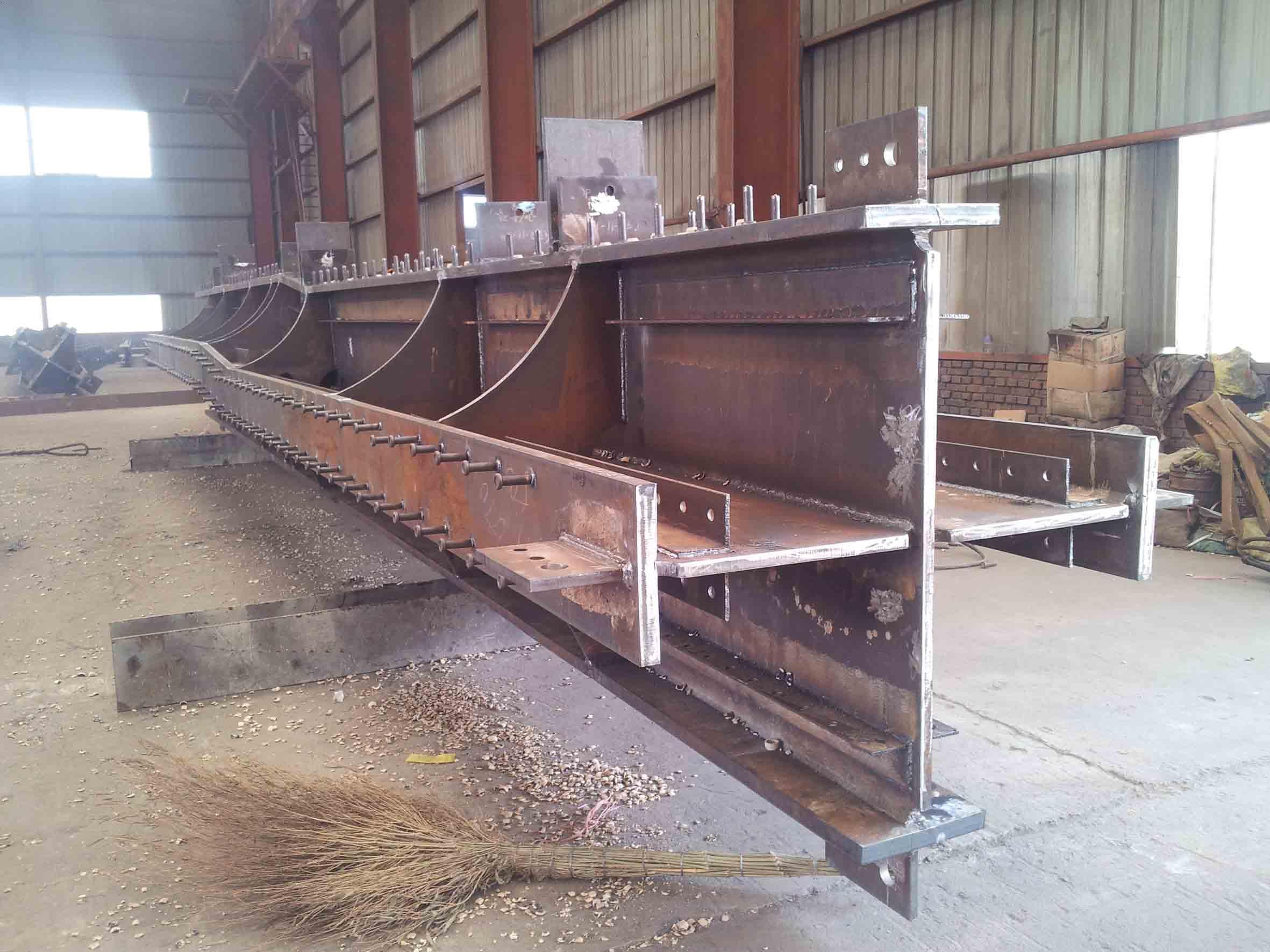 栓钉焊接1|唐山朝阳钢结构工程有限公司