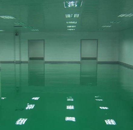 环氧树脂薄涂型地坪