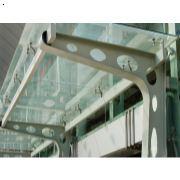 莱芜玻璃雨棚-德州玻璃雨棚-淄博玻璃雨棚