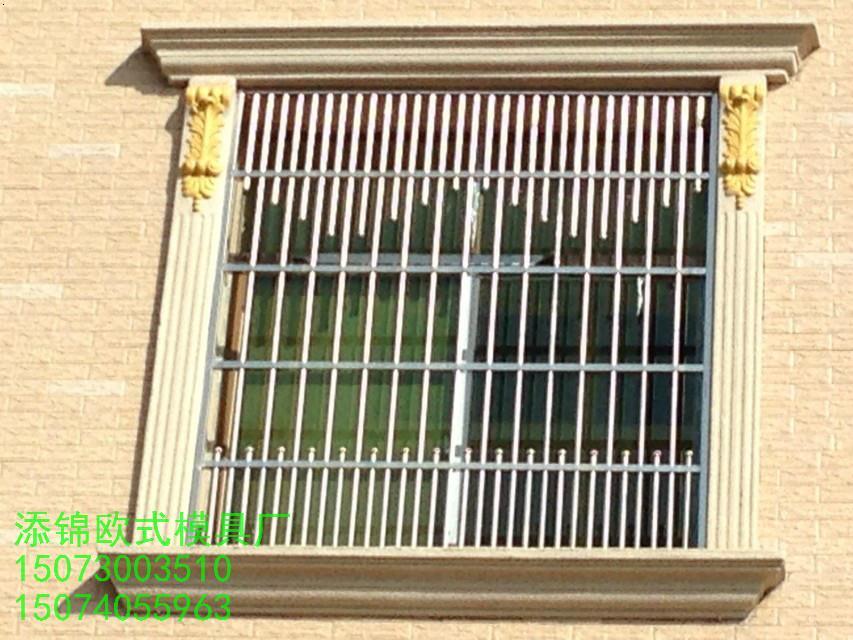 玻璃钢门窗套|汨罗市添锦欧式模具厂
