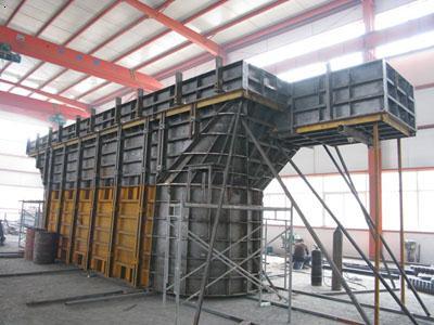 墩柱模板厂