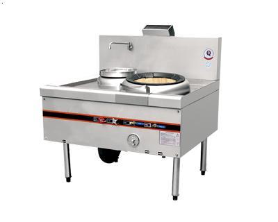 厨房设备-单炒单温灶