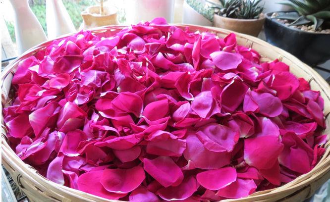 低温无硫玫瑰花瓣|玫