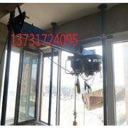 新型小窗口不用电吊运机 直滑式小型吊运机 便携式小吊机