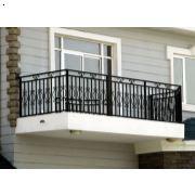 石家庄住宅护栏|石家庄阳光护栏|石家庄pvc护栏