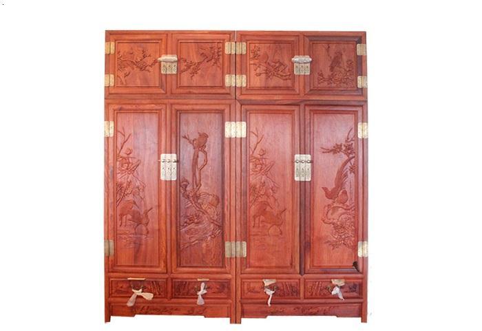 材质说明 非洲花梨,木材本身条纹和交错纹理构成美丽花纹,木质坚硬,耐