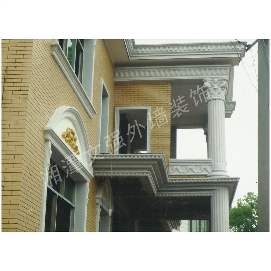 湘潭文强外墙装饰服务部是湘潭生规模最大、生产设备最先进、技术力量最雄厚的集设计、加工、生产、施工为一体的多元化专业外墙装...