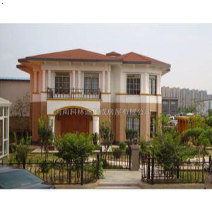 郑州轻钢别墅公司,河南钢结构别墅厂家,房顶加层别墅