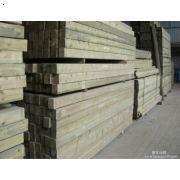 青岛防腐木规格料加工