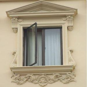 eps欧式构件 grc欧式构件 门窗套系列 山花浮雕系列 檐线/腰线系列 梁