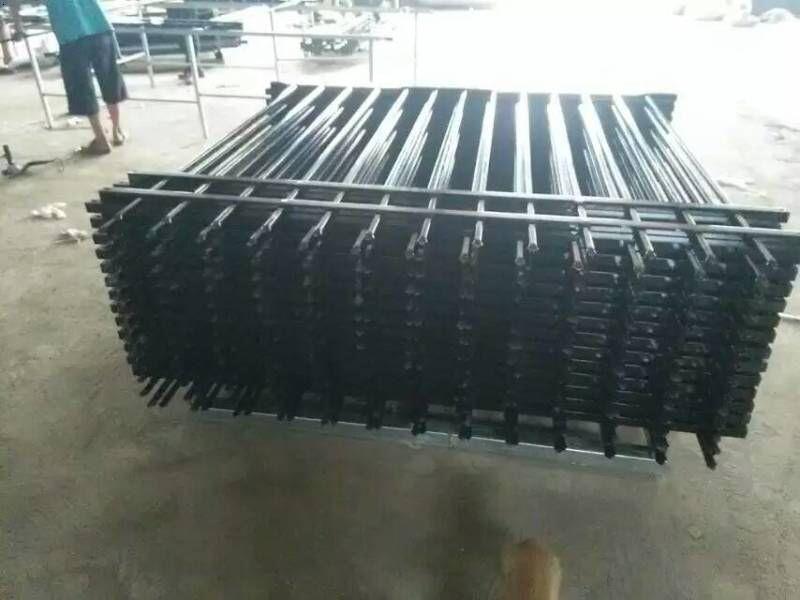 锌钢护栏网-用料扎实
