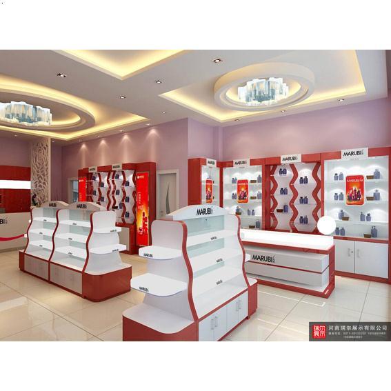 郑州瑞尔展示专业致力: 店面橱窗设计与制作, 商业展柜订制 终端快消