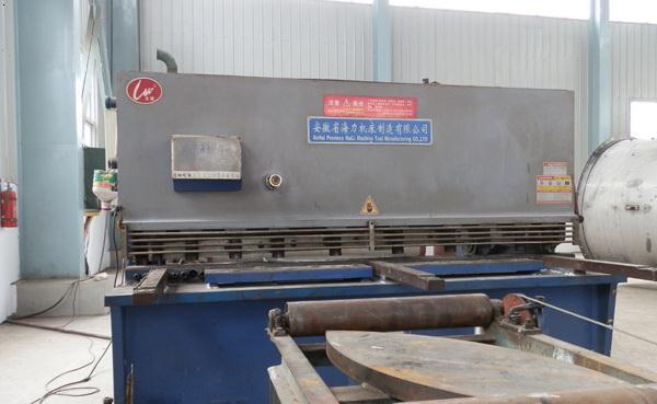 剪板机|大连鑫德钢结构有限公司