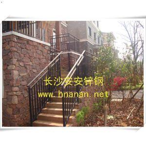 锌钢楼梯扶手|长沙安安锌钢